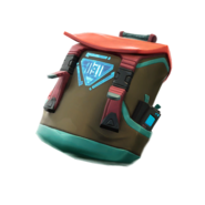 Trail Tote - Back Bling - Fortnite