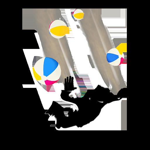 Ballons de Plage