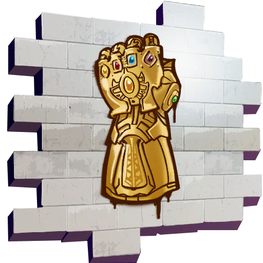 Infinity Gauntlet (Spray)
