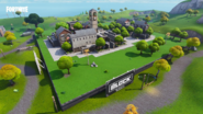 Mysterious Markets - The Block - Fortnite