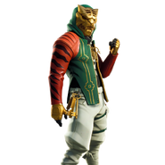 Master Key (Masked - Featured) - Outfit - Fortnite