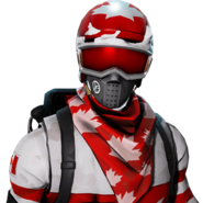Alpine Ace CAN - Outfit - Fortnite