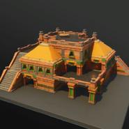 Temple - Prefab - Fortnite