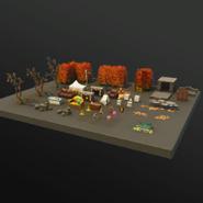 Spooky Prop Gallery B - Gallery - Fortnite