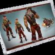 Sgt. Winter - Loading Screen - Fortnite