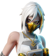 Double Agent Hush - Outfit - Fortnite