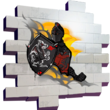 Black Knight - Spray - Fortnite
