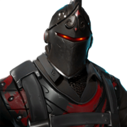 Black Knight Garridan - Hero - Fortnite