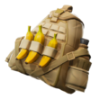 Bananenrucksack (Skin)