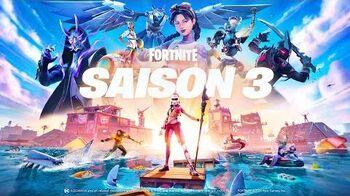 Fortnite Chapitre 2 - Saison 3 Bande-annonce de lancement