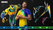 Neymar Jr (Exhibition) - Set - Fortnite