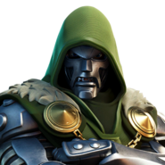 Doctor Doom - Outfit - Fortnite