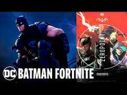 Batman-Fortnite- Zero Point – Official Trailer - DC