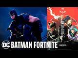 Batman/Fortnite: Zero Point Comic Series
