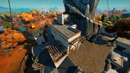The Spire (Spire Building - Back View) - Location - Fortnite
