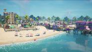 Believer Beach (Overview) - Fortnite