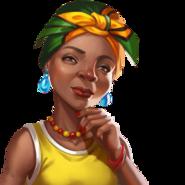 Female 1 - Dreamer Survivor - Fortnite
