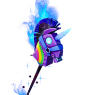 Cosmic Llamacorn - Harvesting Tool - Fortnite