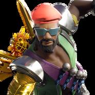Major Lazer - Outfit - Fortnite