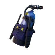 Deep Dive - Back Bling - Fortnite