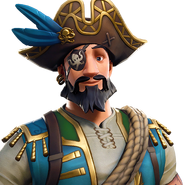 Sea Wolf (New) - Outfit - Fortnite