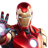 Tony Stark (Iron Man) - Outfit - Fortnite