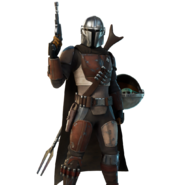 Mandalorian (Featured) - Outfit - Fortnite