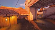 The Spire (Barn - Under Bridge) - Location - Fortnite