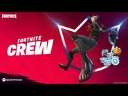 Deimos Rises to the Occasion in Fortnite Crew in May
