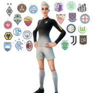Striker Specialist (Featured) - Outfit - Fortnite