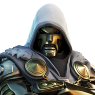 Doctor Doom (God Emperor) - Outfit - Fortnite