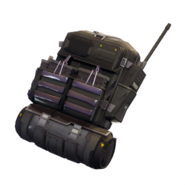 Catalyst - Back Bling - Fortnite