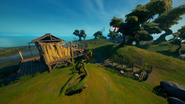 Shanty Town (Building 4-1) - Landmark - Fortnite