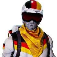 Alpine Ace GER - Outfit - Fortnite