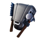 Hench Hauler - Back Bling - Fortnite