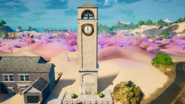 Clock Tower - Salty Towers - Fortnite