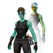 Ghoul Trooper - Outfit (Featured) - Fortnite