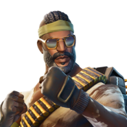 Bandolier (Chapter 2) - Outfit - Fortnite