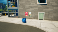 Car Posters (Lazy Lake) - Location - Fortnite