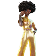 Doctor Slone (Golden Featured) - Outfit - Fortnite