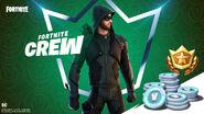 January 2021 - Promo - Fortnite Crew