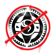 Anti IO Spray (3) - Decal - Fortnite