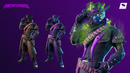 Fortnite Deadfire Skin Promo