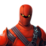 Hybrid - Outfit - Fortnite