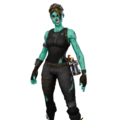 Ghoul Trooper (Featured 1) - Outfit - Fortnite