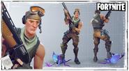 Male Soldier - Prototype - Fortnite