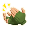 Clapping - Emoticon - Fortnite.png