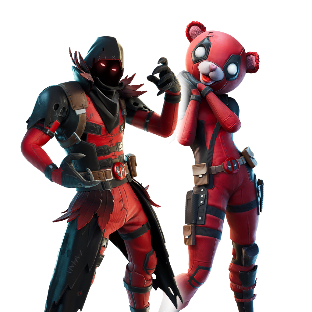 Collaborations Deadpool