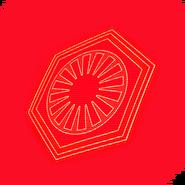 First Order - Back Bling - Fortnite