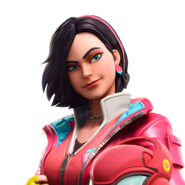 Rox (New) - Outfit - Fortnite